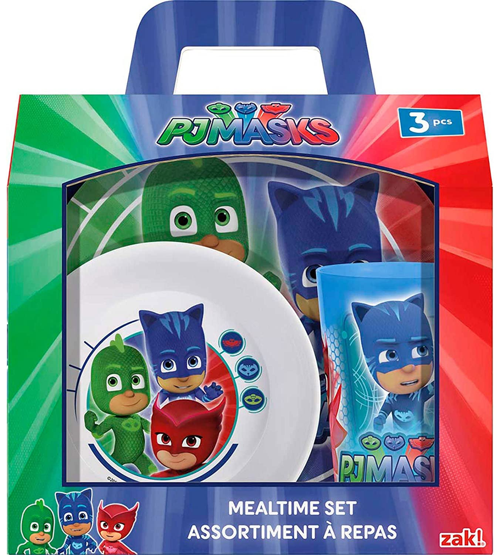 PJ Masks Mealtime Set Standard no!no! PJMA-0391