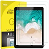 JETech Screen Protector for iPad Air 3 (10.5 Inch 2019 Model) and iPad Pro 10.5 (2017), Tempered Glass Film, 2-Pack