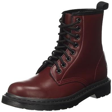 102801501EP, Mocassins (Loafers) Femme, Rouge (Bord), 38 EUPrima Donna