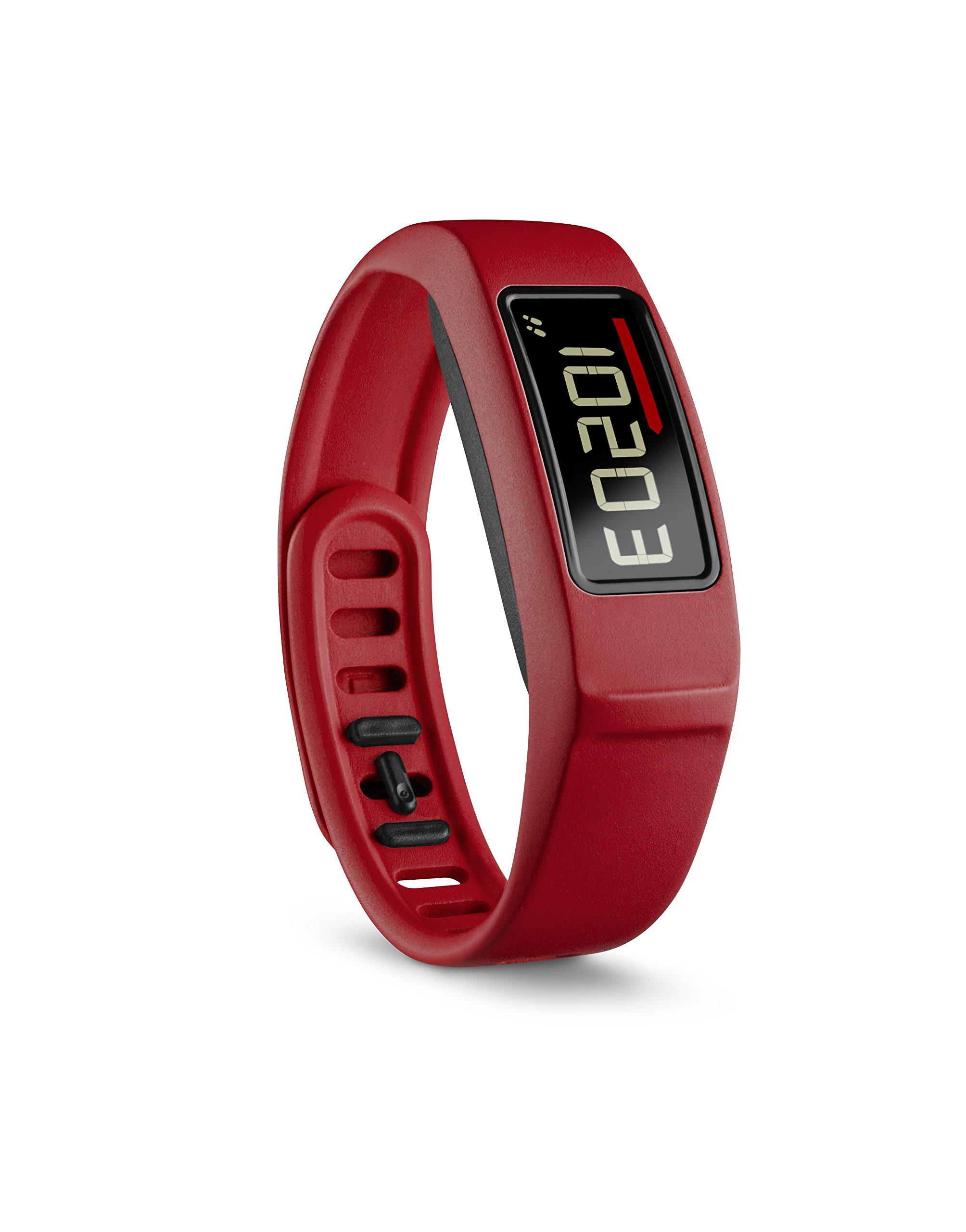 Garmin vivofit 2 Activity Tracker, Red by Garmin