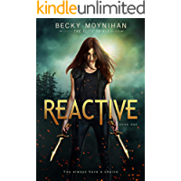 Reactive: A Young Adult Dystopian Romance (The Elite Trials Book 1) book cover