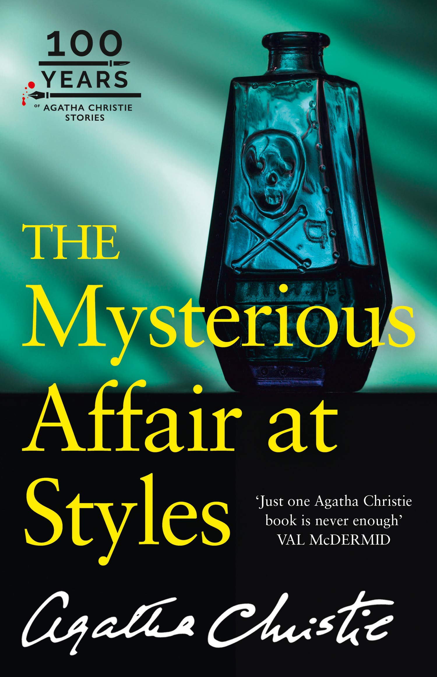 Cover: Agatha Christie The Mysterious Affair at Styles