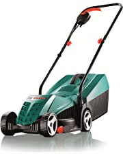 Bosch Home and Garden 0600885B70 Rotak 32R Electric Rotary Lawnmower with 32 cm Cutting Width, 1200 W