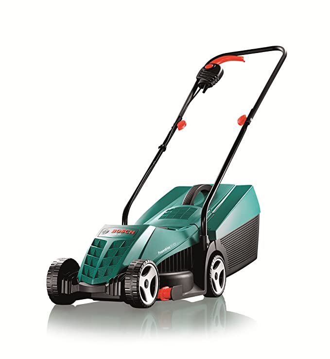 Amazon.com: Lawnmower, 32 cm, Rotak 32 R: Jardín y Exteriores