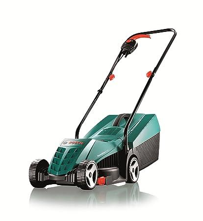 M And R Electric >> Bosch 0600885b70 Rotak 32r Electric Rotary Lawnmower With 32 Cm Cutting Width 1200 W