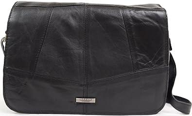 f422c3c02b6b Ladies Womens Stylish Soft Nappa Leather Handbag Shoulder Bag ...
