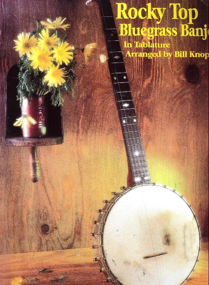 Rocky Top Bluegrass Banjo