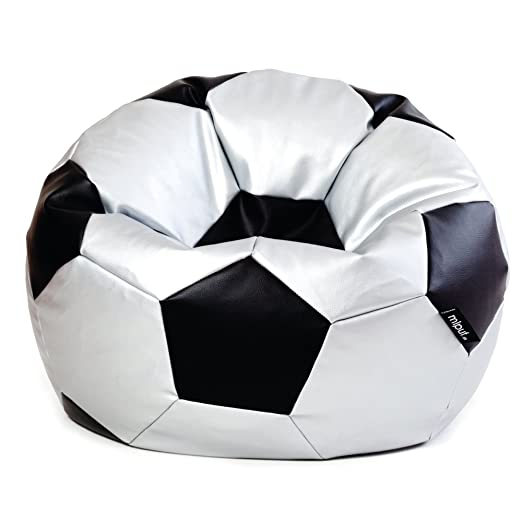 Puff balon futbol
