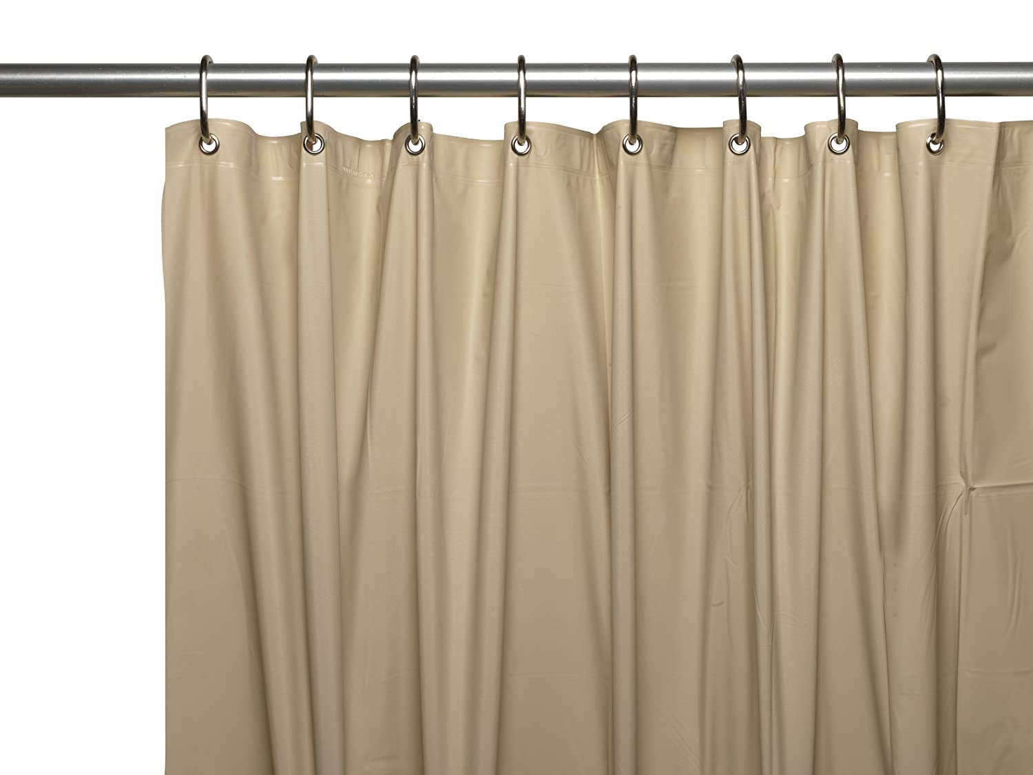 Amazon.com: Carnation Home Fashions 72 By 84 Inch Waterproof Vinyl Shower  Curtain Liner, X Large, Sage: Home U0026 Kitchen
