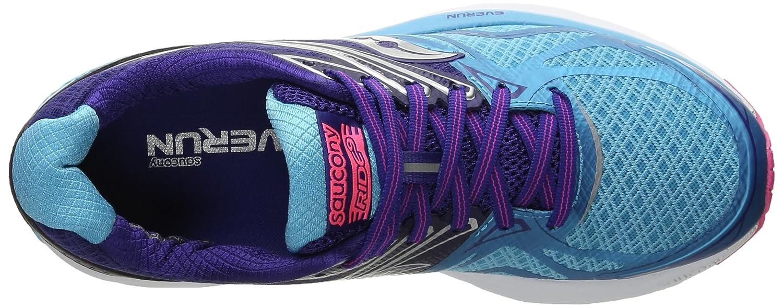 Saucony Shoe Women's Ride 9 Running Shoe Saucony B018EZPAR0 6 W US|Navy/Blue/Pink c1de7b