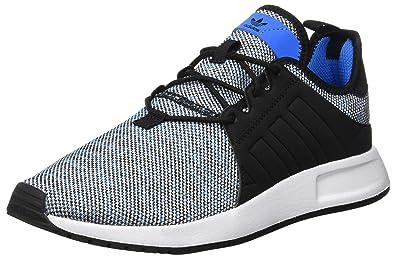 adidas X_PLR J, Chaussures de Fitness Mixte Enfant, Bleu (Azubri/Negbás/