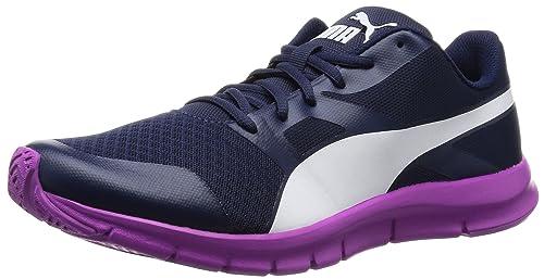 PUMA flexracer Unisex 14 Sneaker Scarpe Blu 360580 14 Unisex b057e4