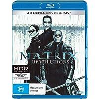 Matrix Revolutions, The BD 4K UHD