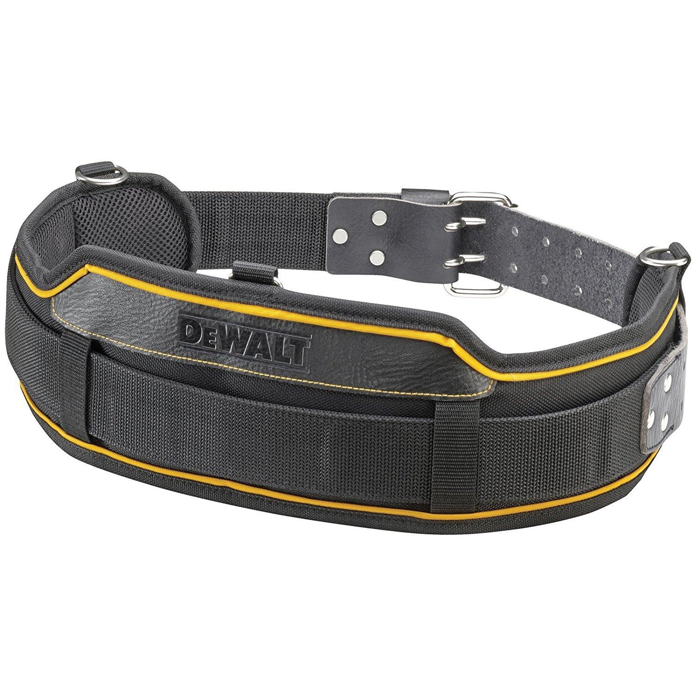 Dewalt DWST1-75651 Heavy Duty Tool Belt, Yellow/Black