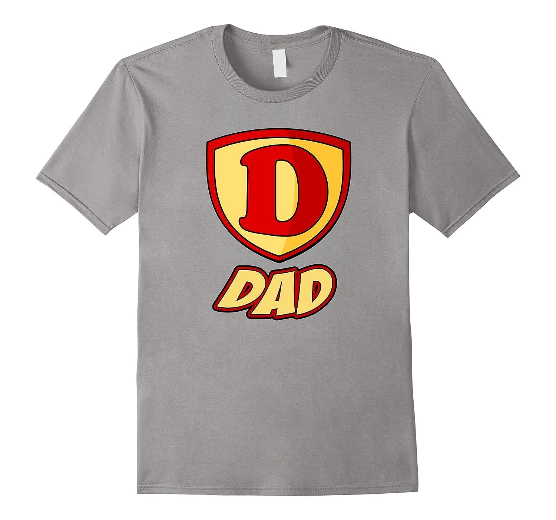 cdbb2389 Dad Daddy Superhero T Shirt – Fathers Day Super Gift Tee-RT – Rateeshirt