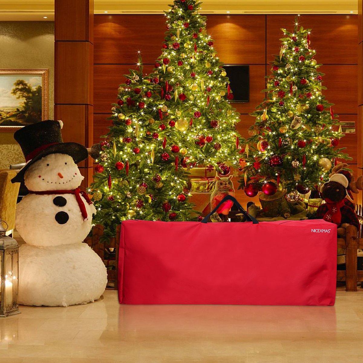 Amazon.com: NICEXMAS Holiday Christmas Tree Storage Bag for ...