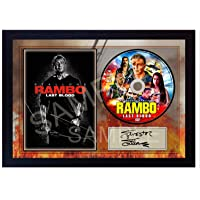 SGH SERVICES New! Rambo 5 Last Blood Sylvester