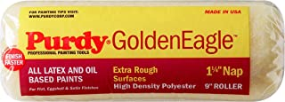 product image for Purdy 144608097 Golden Eagle Roller Cover, 9 inch x 1-1/4 inch
