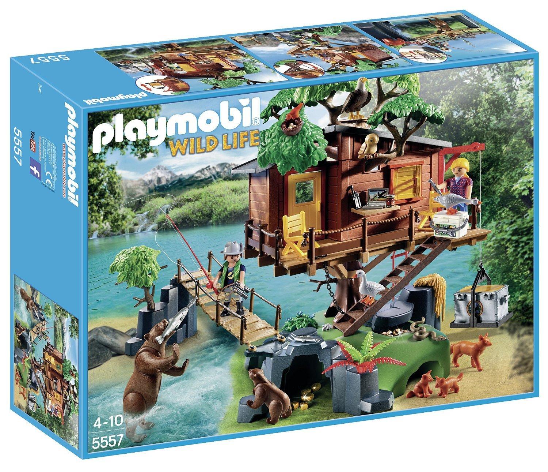 PLAYMOBIL(プレイモービル) ツリーハウス 5557 [並行輸入品]   B01DRHUTHQ