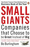 Small Giants: Companies That Choose to be Great Instead of Big