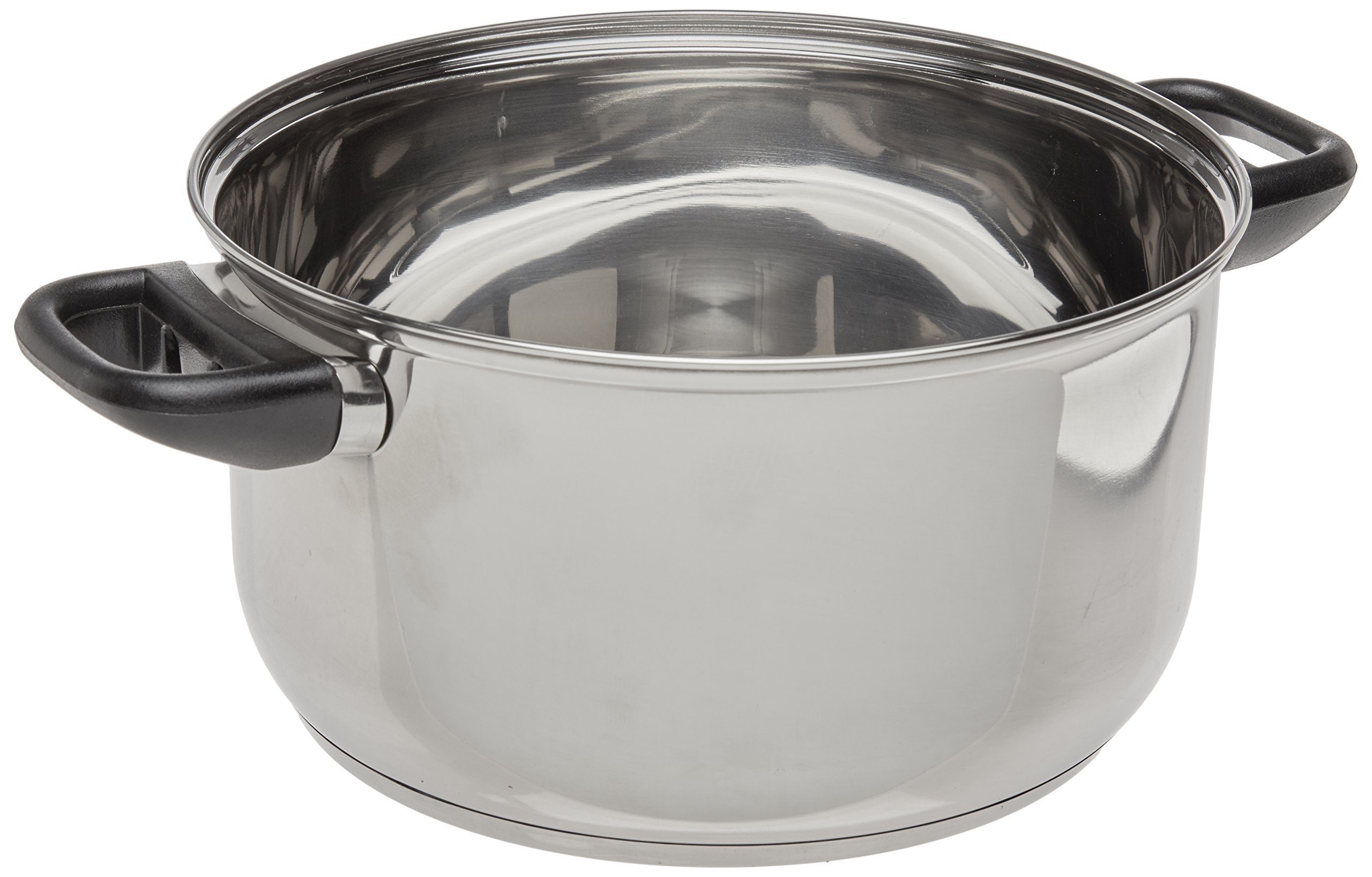 Regalware Food Service Lodging Economy Stainless 5 Quart Dutch Oven