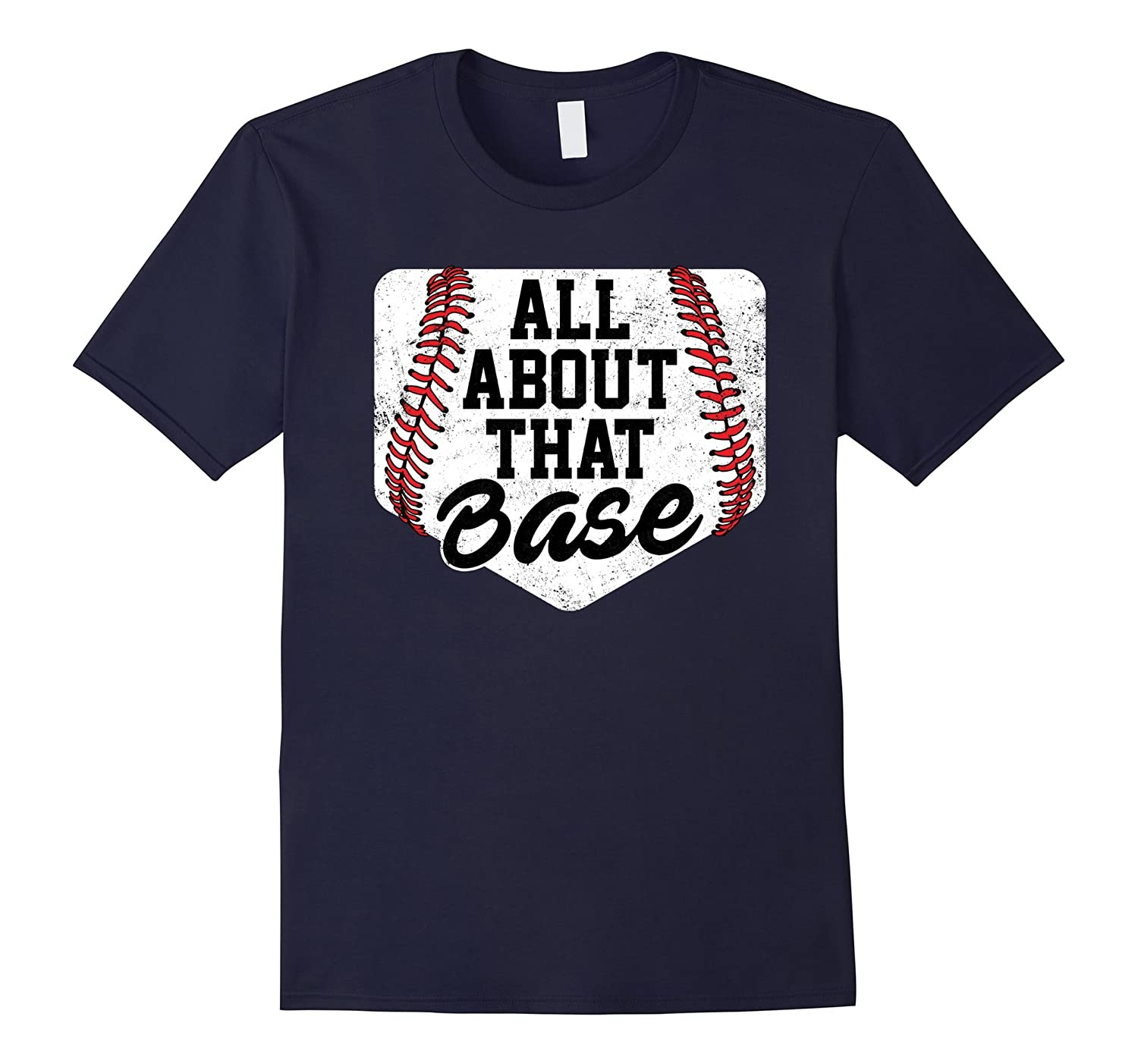 All About That Baseball T-Shirt-TH
