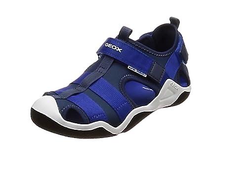Geox Boys' Jr Closed Toe Sandals A Wader RqL3jA54