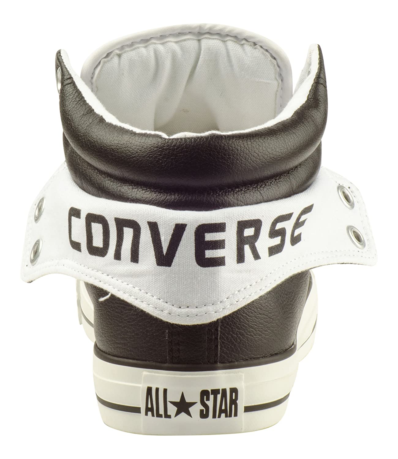 b73c5bbb7952 Converse CT Padded Collar 2 PC2 Mid - Black White - 115662 - Unisex  Trainers Shoes Womens 9.5 Mens EU 41- UK 7.5  Amazon.co.uk  Shoes   Bags