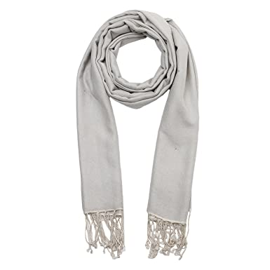 f92d10669f Soft Cashmere Pashmina -Silk Scarf Spring-Summer Collection 2018 Shawls -  Swarovski Studded Pashmina Silk Wedding Shawl for Bridesmaids - Ivory  ...