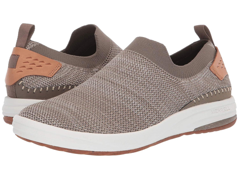 [メレル] レディースウォーキングシューズスニーカー靴 Gridway Moc [並行輸入品] B07Q1ZJJLS Brindle 24.0 cm