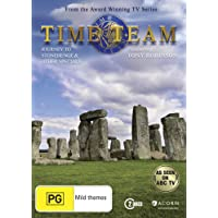 TIME TEAM - JOURNEY TO STONEHENGE & OTHER SPECIALS