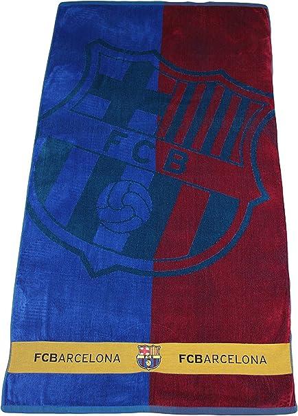 Oficial de club de fútbol Barcelona Toalla de playa por BestTrend
