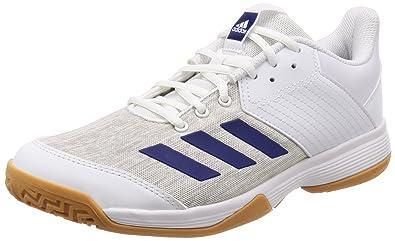 release date: 5c68b fdb1e adidas Herren Ligra 6 Volleyballschuhe, Weiß (FtwblaTinmisGridos 000),