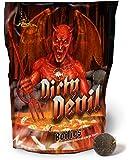 Quantum Dirty Devil Bouillettes 1kg, Carpe Leurre, Angel Leurre, Leurre pour pêche à la carpe