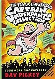 The Tra-La-Laa-Mendous Captain Underpants Boxed Set (Books 5-8)