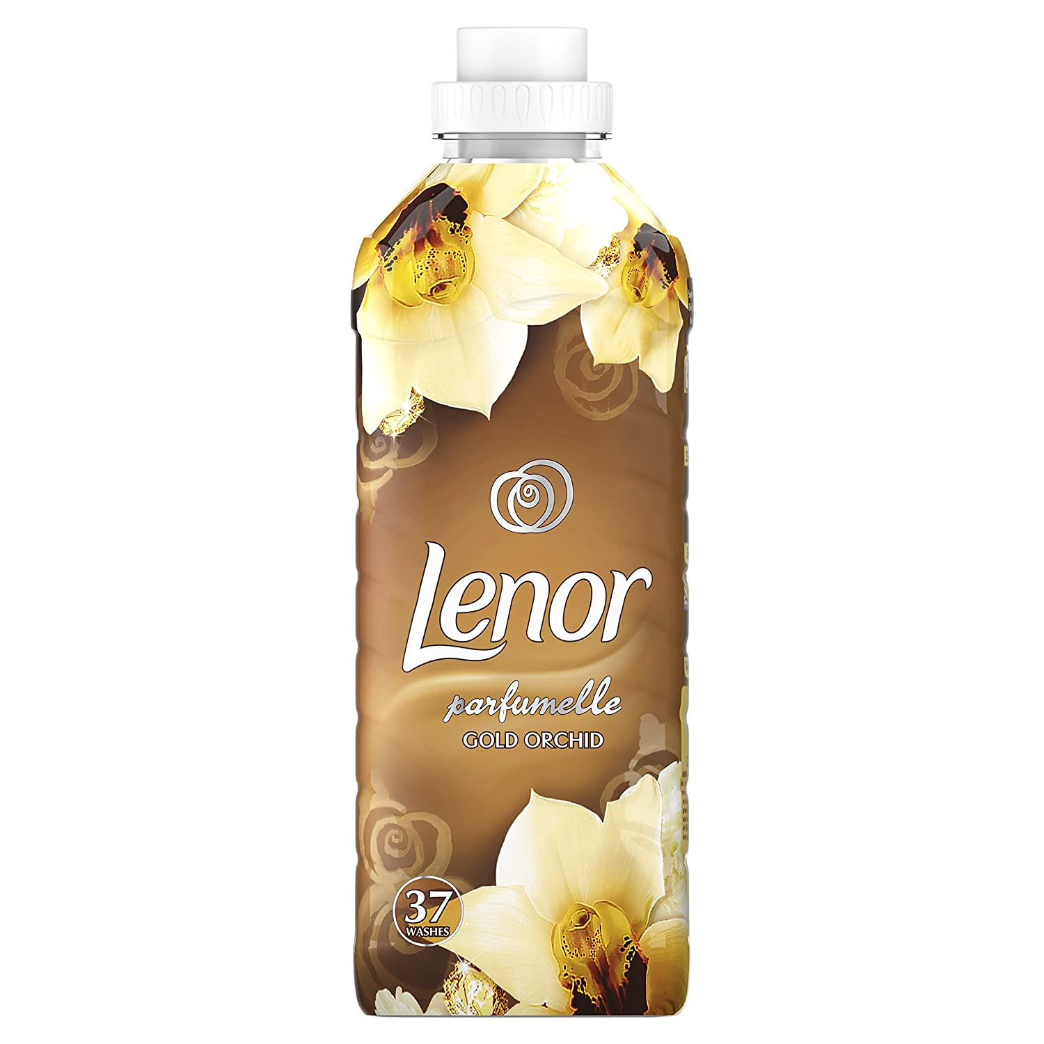 Lenor Fabric Conditioner Gold Orchid Scent, Anti-Ageing for Soft Clothes and Comfortable Feel, 925ml, 37 Washes Procter & Gamble 106648075