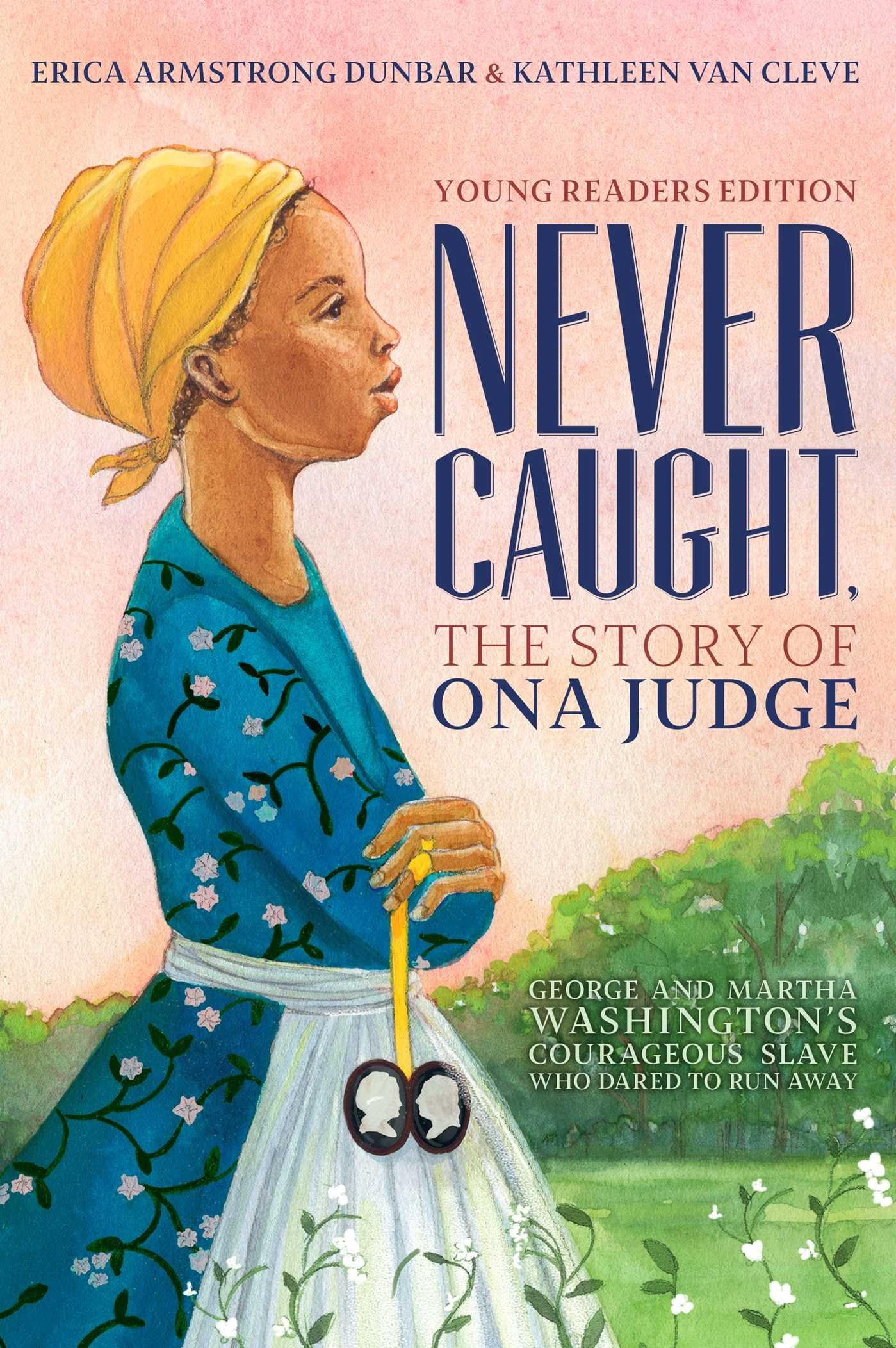 Image result for never caught the story of ona judge amazon