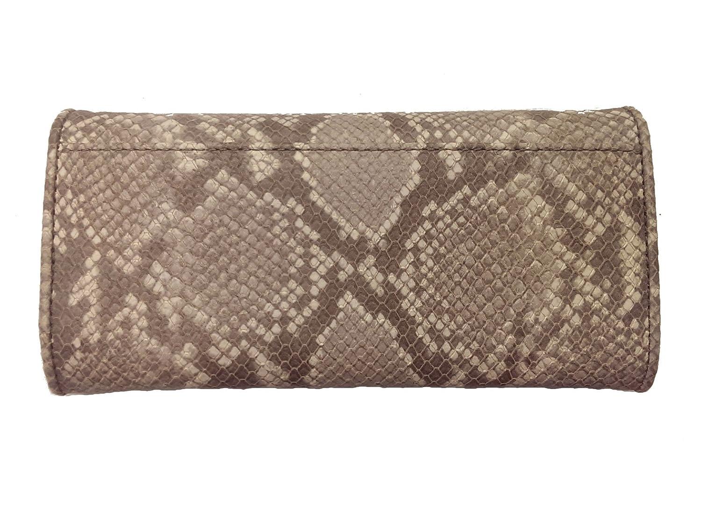 7fda39fb3d55 Michael Kors Fulton Flap Continental Embossed Leather Wallet DK Sand:  Amazon.ca: Shoes & Handbags