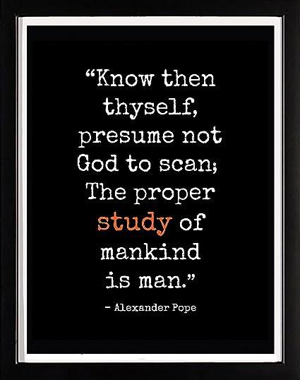 alexander pope an essay on man epistle ii
