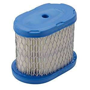 Briggs & Stratton 697029 Oval Air Filter Cartridge