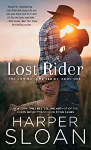Lost Rider (The Coming Home Series Book 1)