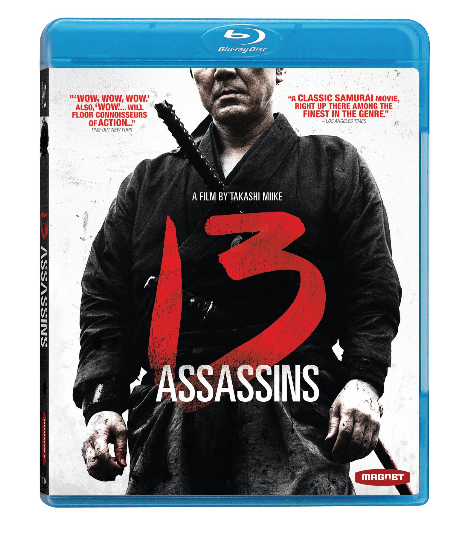 Blu-ray : 13 Assassins (Widescreen, , AC-3, Digital Copy)