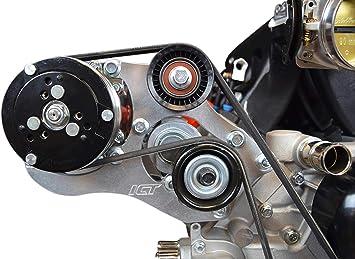 Sanden 508 LS1 Corvette A//C Air Conditioner Compressor Bracket Kit LS LSX AC