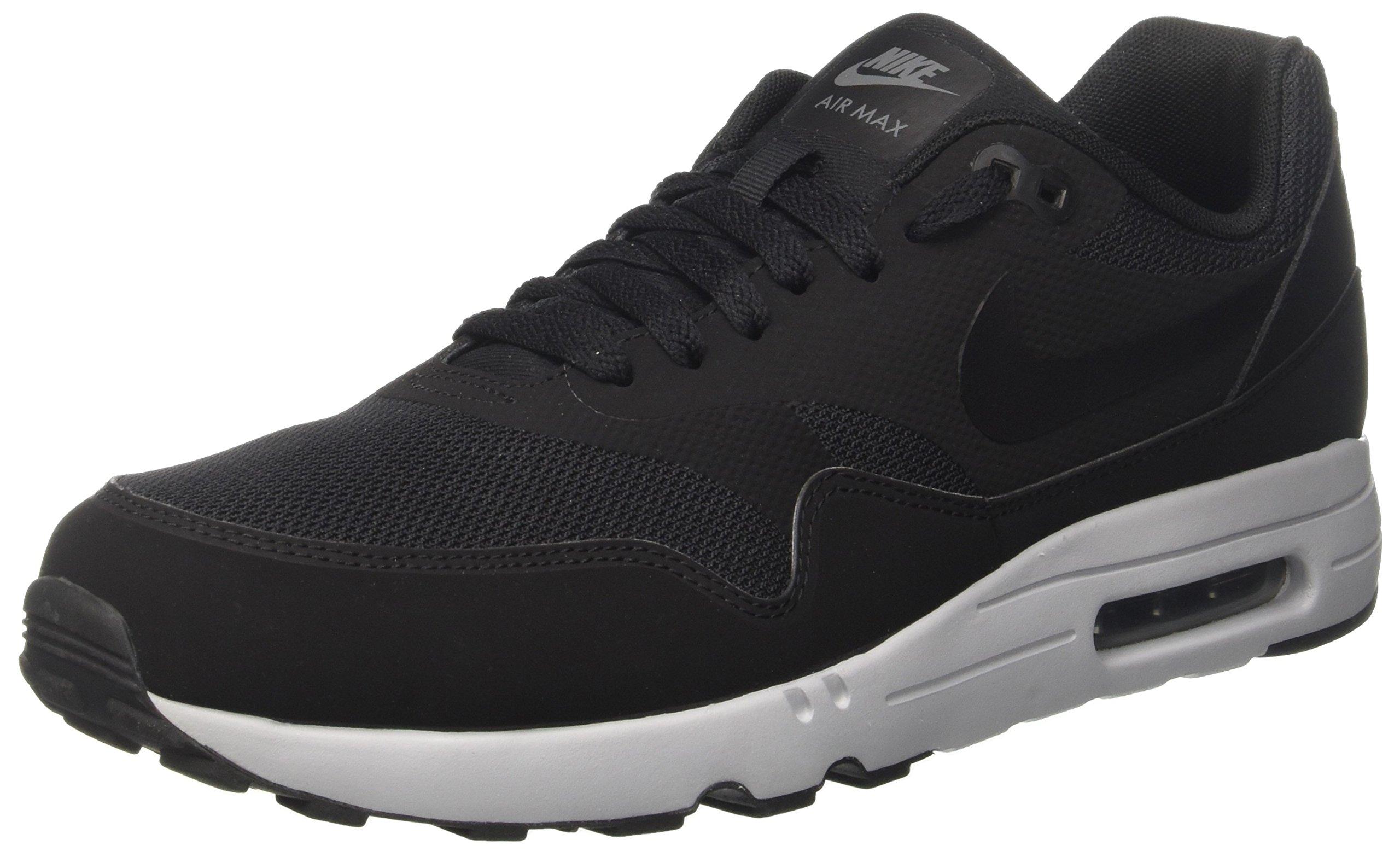 2902f1dc489 Galleon - NIKE Men s Air Max 1 Ultra 2.0 Essential Black Dark Grey  875679-002 (Size  8)