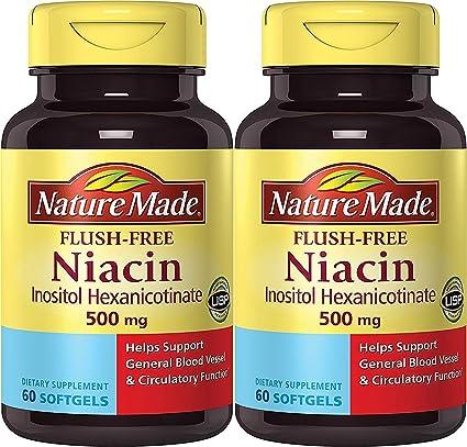 niacin b3 flush