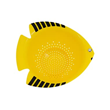 Boston Warehouse Angelfish Colander, Animal House Collection