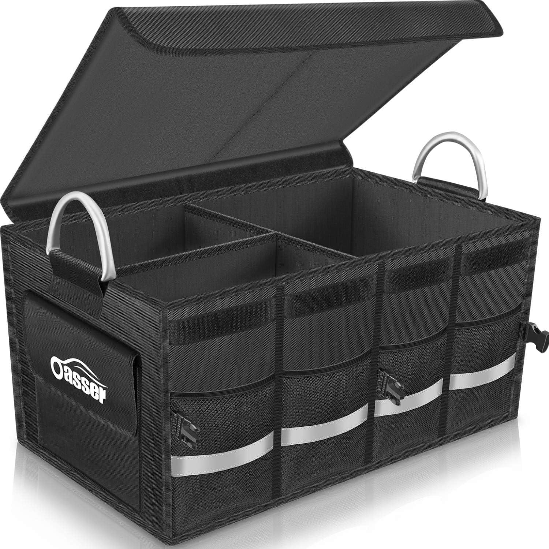 Oasser Waterproof Trunk Storage Organizer