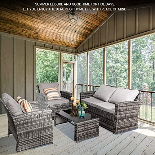 I-Choice Outdoor Patio Furniture Set