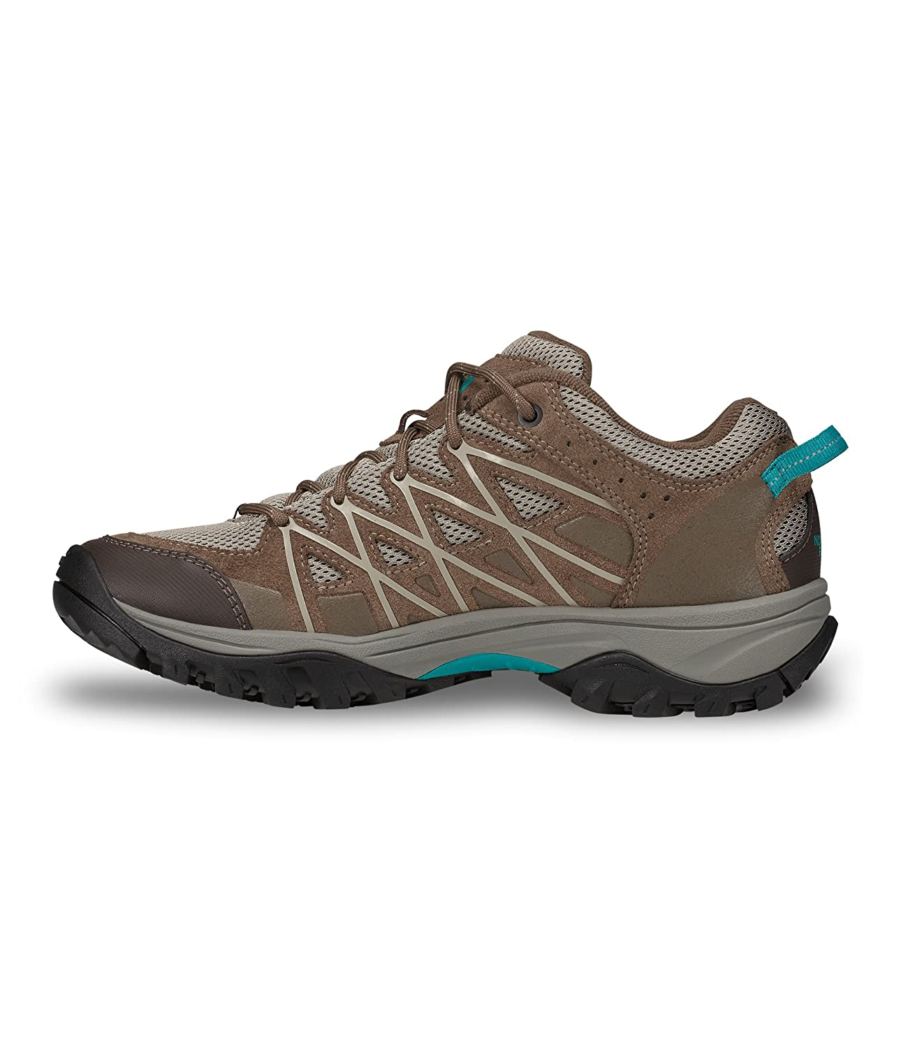 The North Face Womens Storm III B074KQKQWD 6|Cub Brown & Crockery Beige