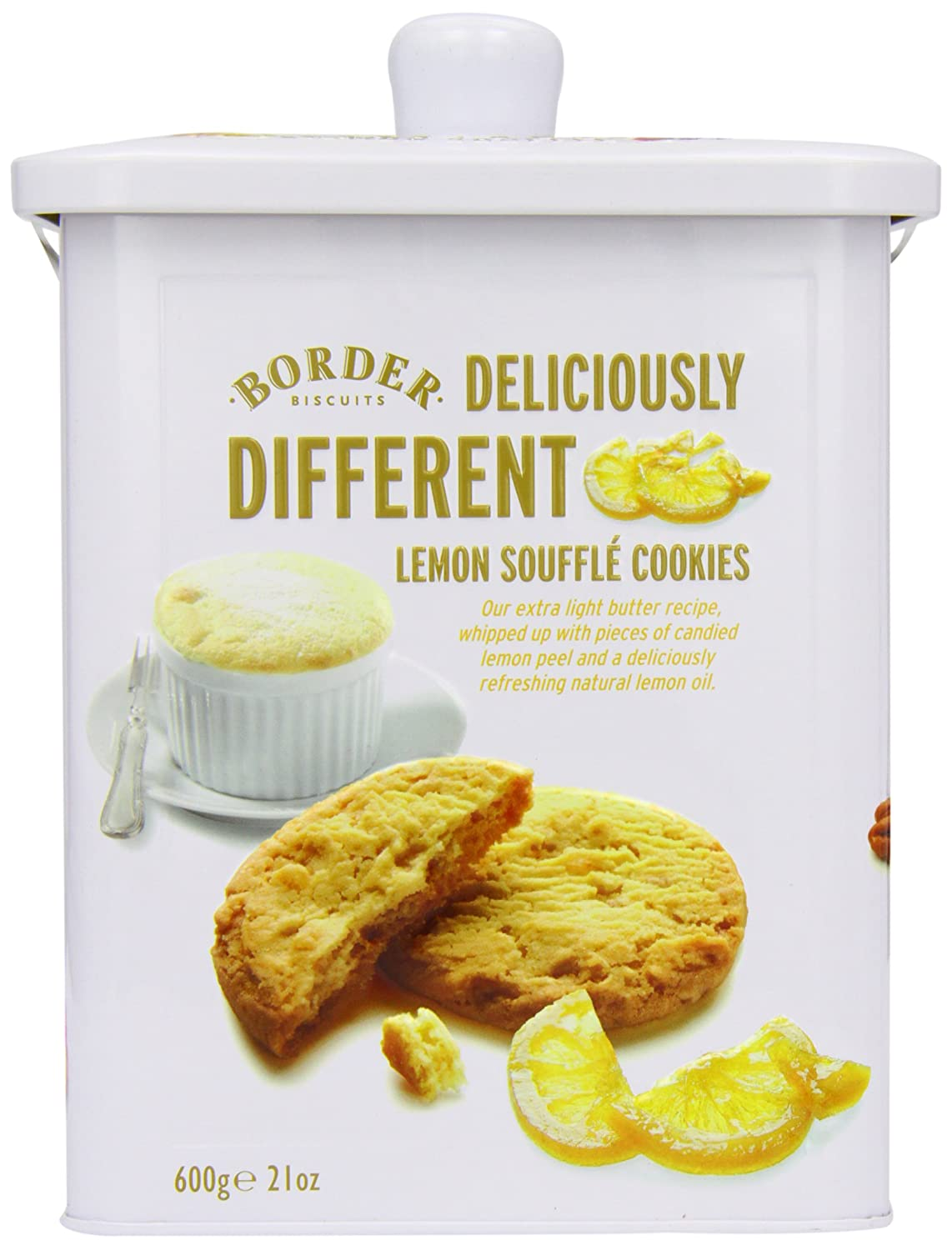 Border Biscuits - Galletas de mantequilla: Amazon.es: Alimentación y bebidas